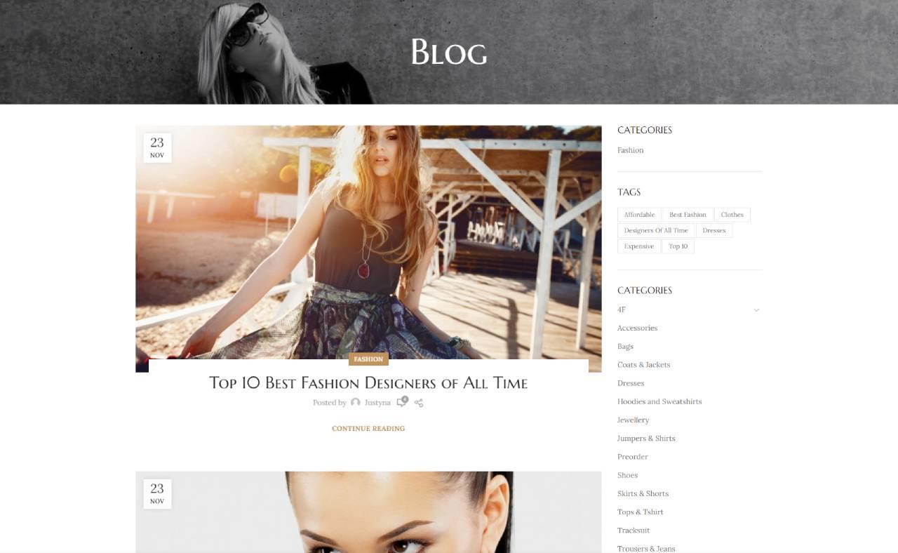 ROAN24 Elixe Blog di moda