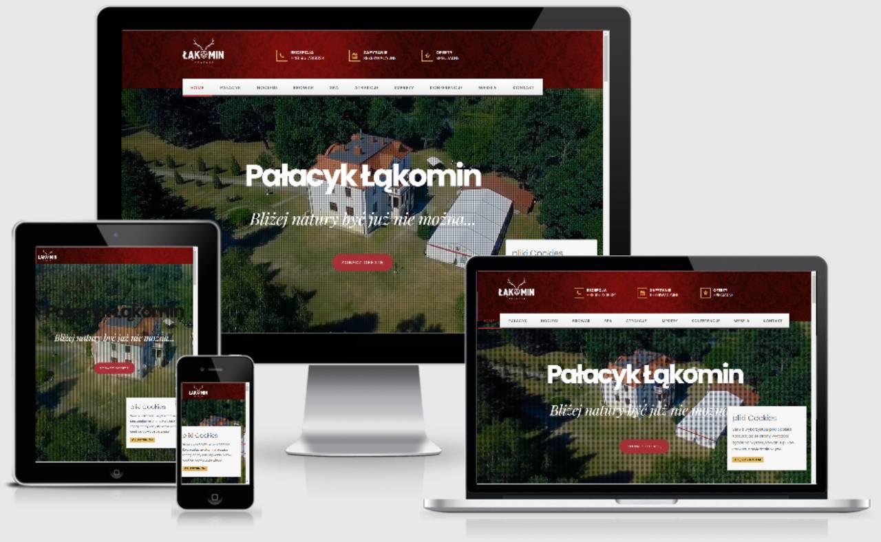 ROAN24 Palace Łąkomin Sito web reattivo