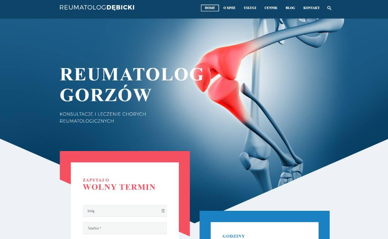 Roan24 Reumatologo Debicki.pl HOME