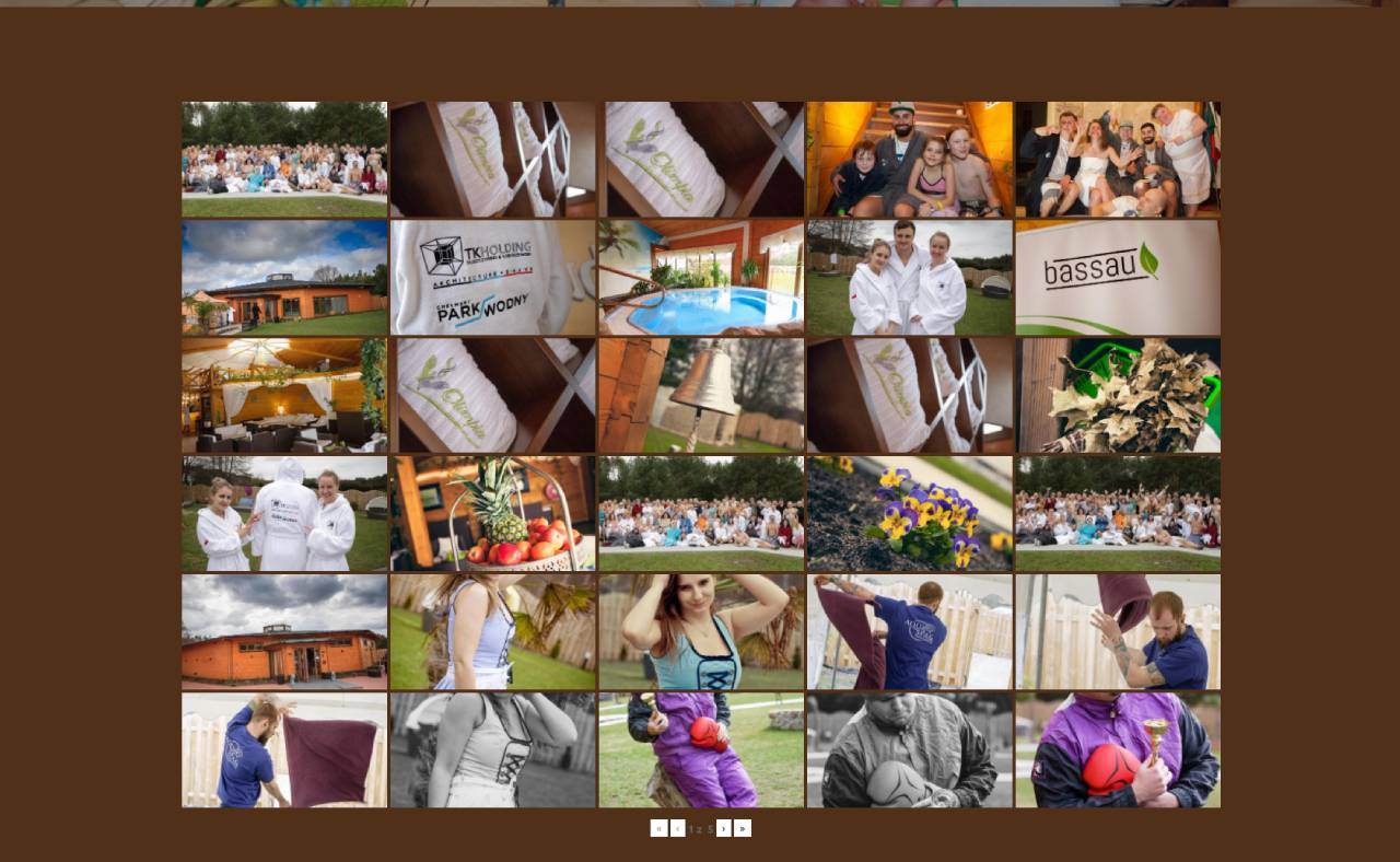 Galleria del sito web di ROAN24 Sauna Olimpia