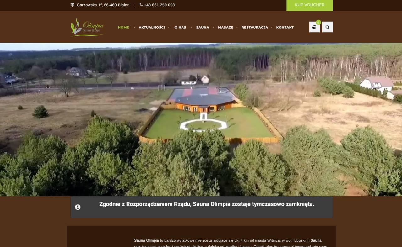 ROAN24 Sauna Olimpia Sito web HOME