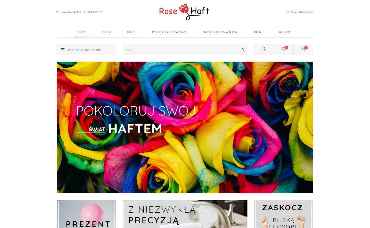 ROAN24 Rose Ricamo Online Shop HOME